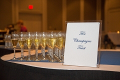 The Champagne Toast