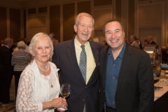 Sandy and Fred Caswell with Jon Kimura Parker