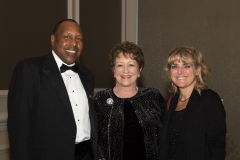 Lavon Stevens, Marcia Collett, and Oboist Lauren Stuligross