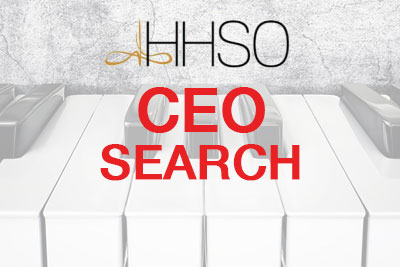 Chief Executive Officer Search